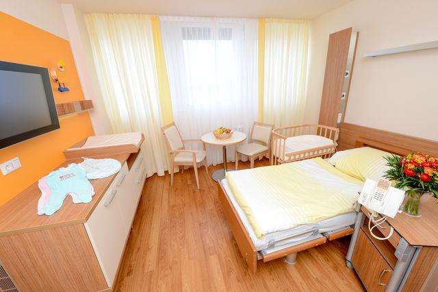 Geburtskinik Bonn - Kinder kriegen Bonn Zimmer Malteser Krankenhaus