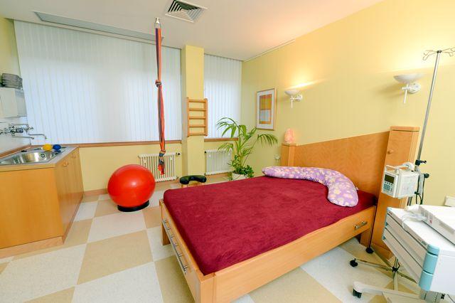 Geburtskinik Bonn - Kinder kriegen Bonn Kreissaal Malteser Krankenhaus