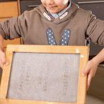 Papiermühle - Papierschöpfen - Industriemuseum mit Kind