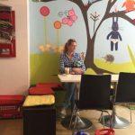 boyce and girls - Kinderwagen Kindercafe