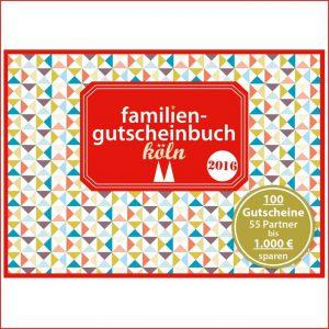 familiengutscheinbuch köln 2016