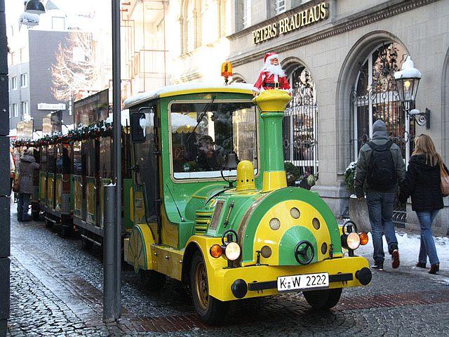 Kölner Weihnachtsmarktexpress_Bilder Wolters Bimmelbahnen 1