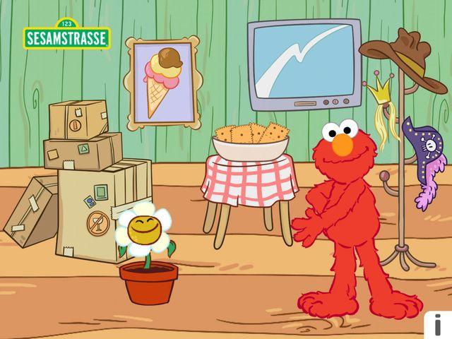 Kinder App Sesamstraße
