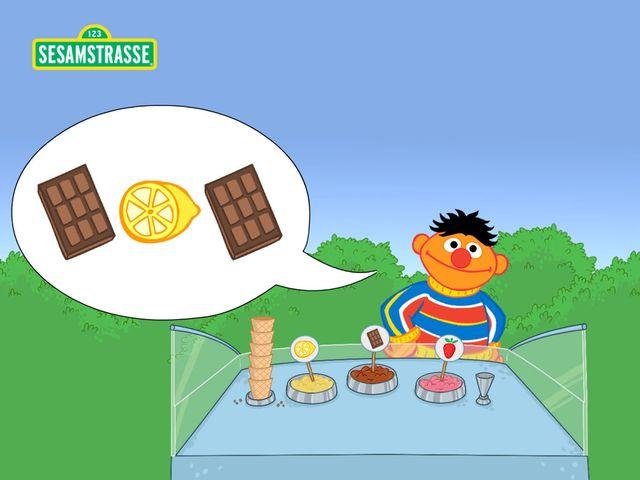 Empfehlenswerte Kinder Apps Sesamstraße