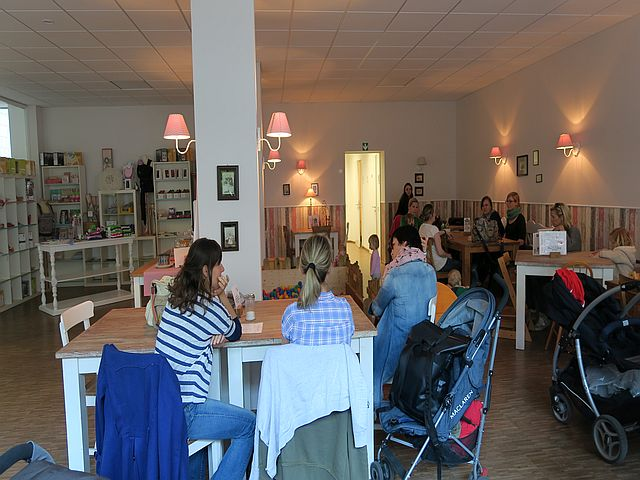 Kindercafe Köln Agathe Babykurse
