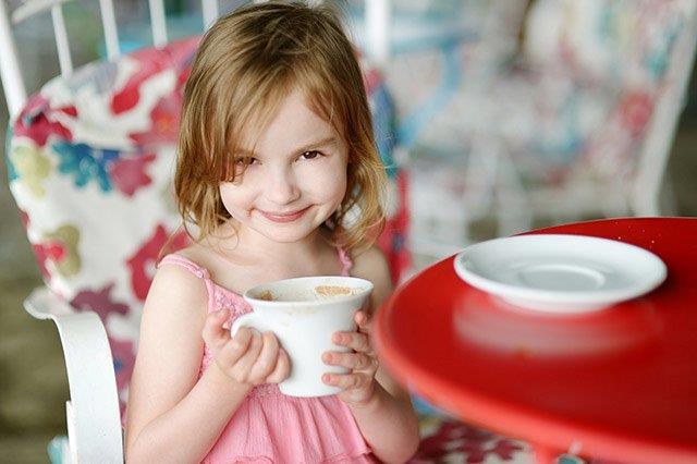Frühstück Köln Kindercafe Brunch Mädchen