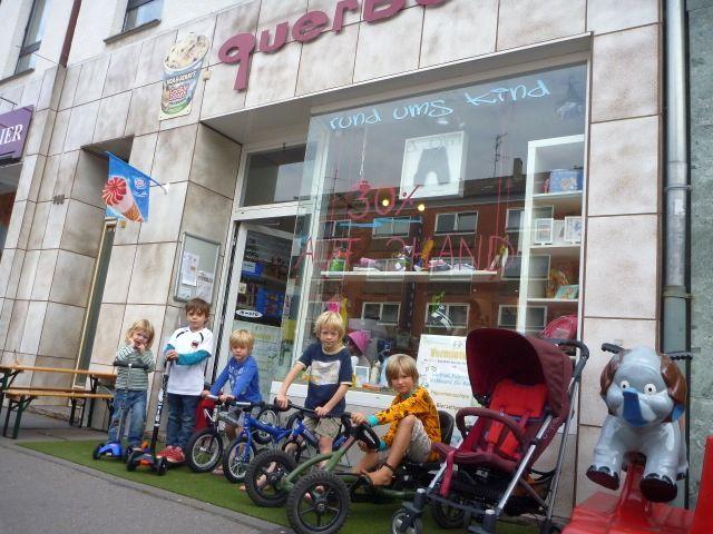 Kindercafe und Kinderladen querbeet, Köln