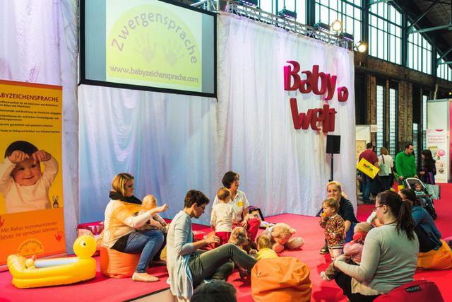 Messe Babywelt Messe Schwangerschaft 02 - MESSE BABYWELT für Infos rund um Schwangerschaft und Baby