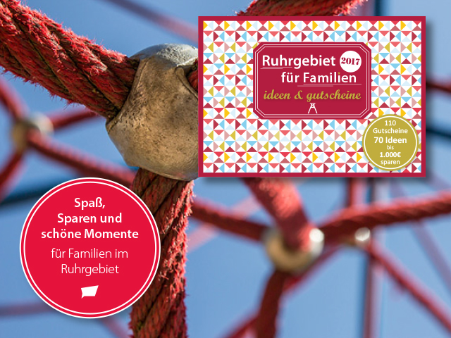 Gutscheinbücher Familie Ruhrgebiet