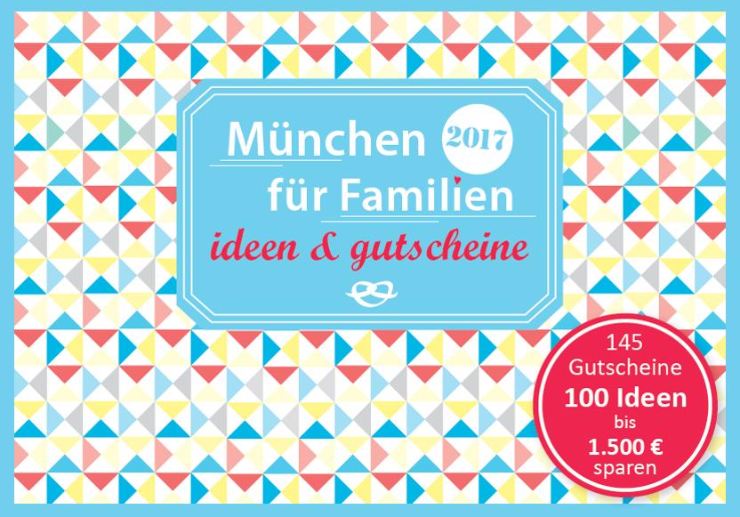 Gutscheinbuch für Familien - München Ideen