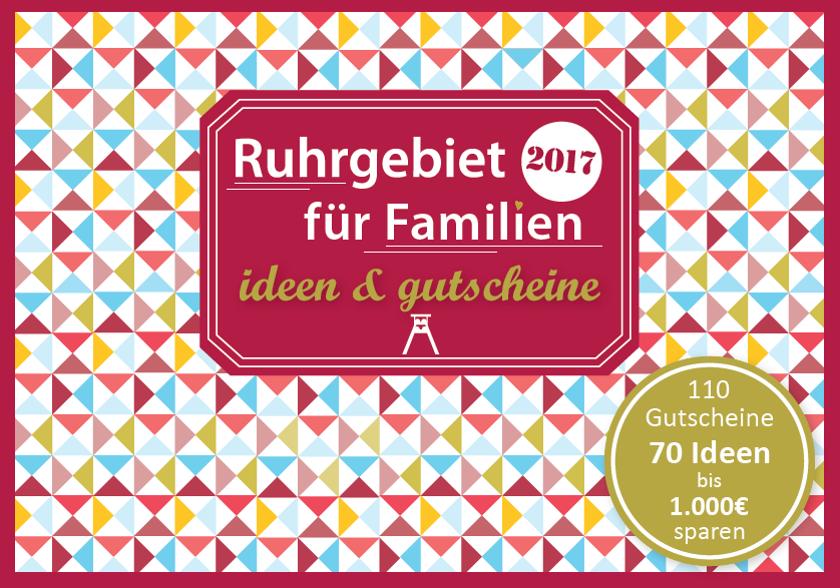 Gutscheinbuch für Familien - Ruhrgebiet Ideen