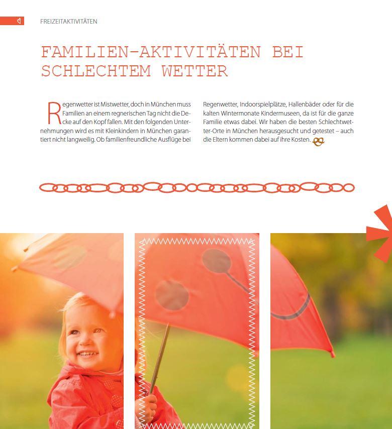 Familienguide München Ideen schlechtes WEtter