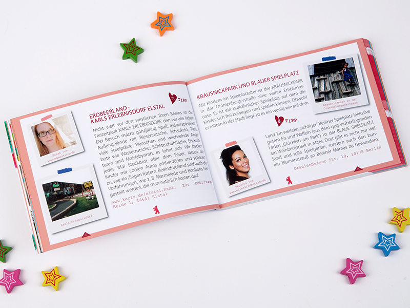 Gutscheinbuch Berlin - Berlin für Familien Tipp Elfenkind Berlin