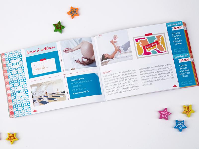Gutscheinbuch Berlin - Berlin für Familien Wellness