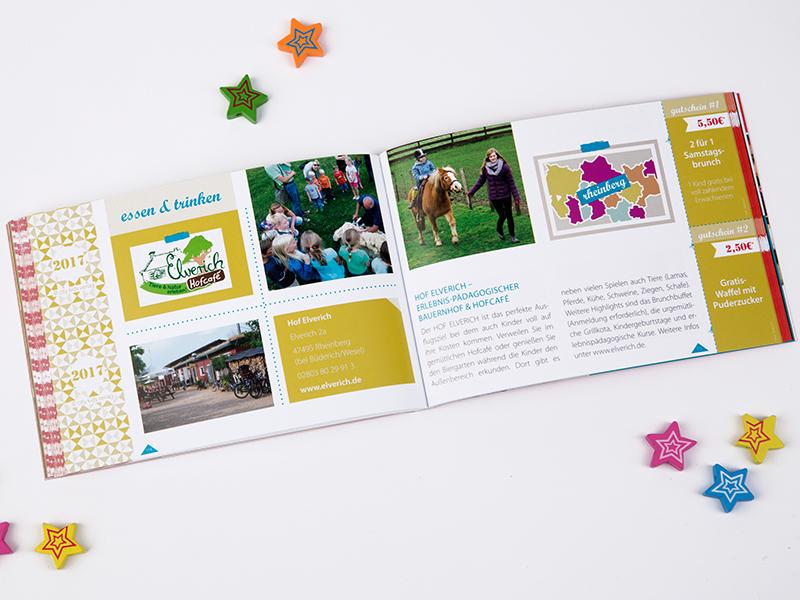 Familiengutscheinbuch Ruhrgebiet Kindercafe
