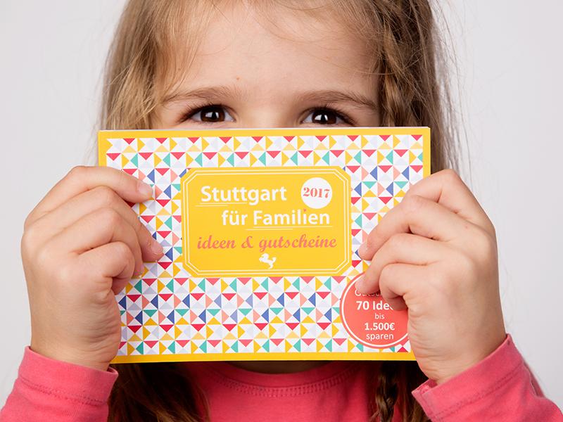 Familiengutscheinbuch Stuttgart Mädchen und Jungs