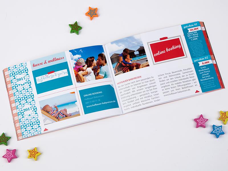 Familiengutscheinbuch Stuttgart Hofbauer Babyreisen